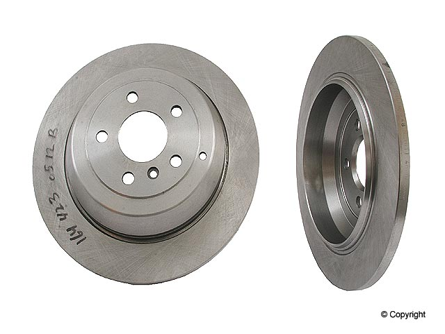 Mercedes ML350 Rotors > Mercedes ML350 Disc Brake Rotor