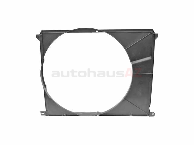 BMW Fan Shroud > BMW 325i Engine Cooling Fan Shroud