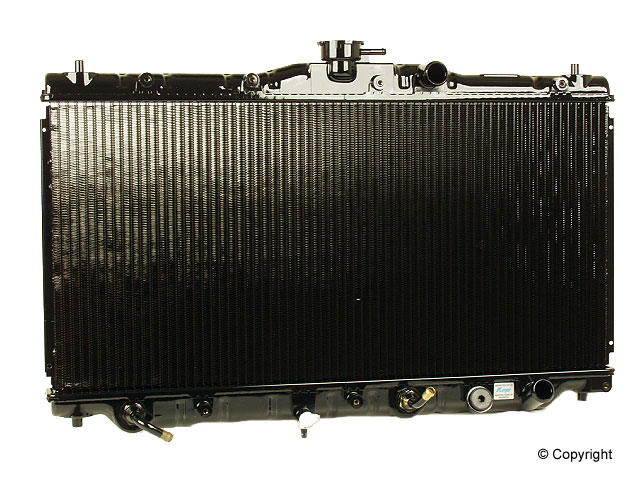 Honda Radiator > Honda Accord Radiator