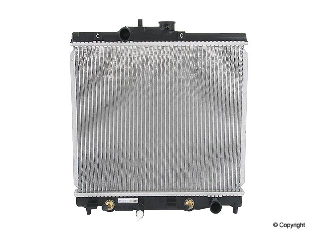 Honda Insight Radiator > Honda Insight Radiator