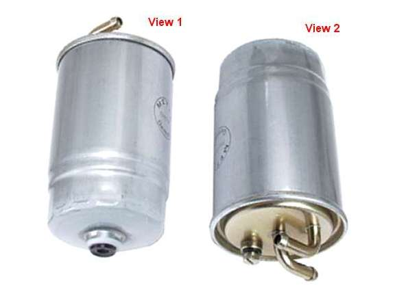 VW Fuel Filter > VW Jetta Fuel Filter