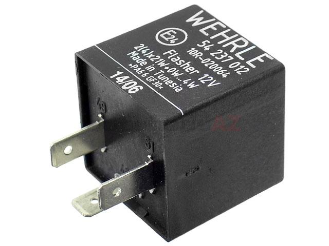 VW Turn Signal Relay > VW Dasher Turn Signal Relay