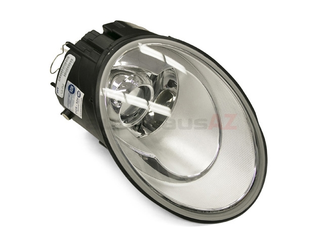 VW Head Light > VW Beetle Headlight Assembly