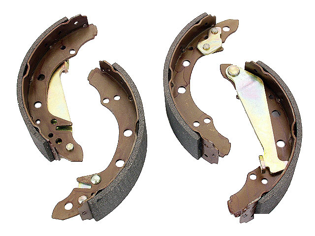VW Brake Shoe Set > VW Golf Drum Brake Shoe