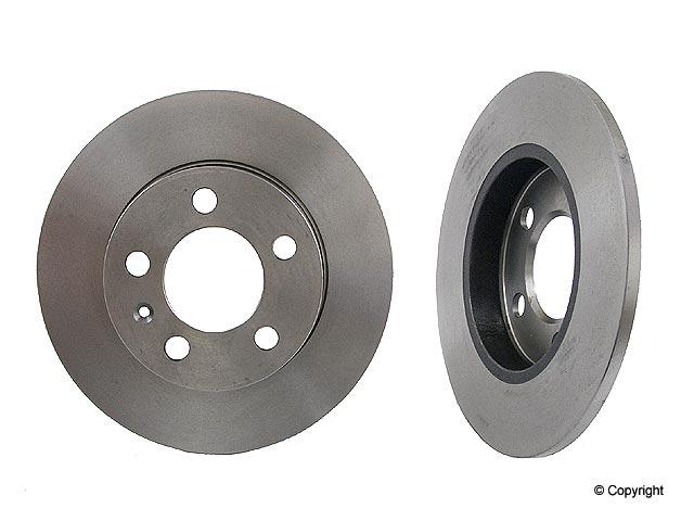 Audi TT Brake Disc > Audi TT Quattro Disc Brake Rotor