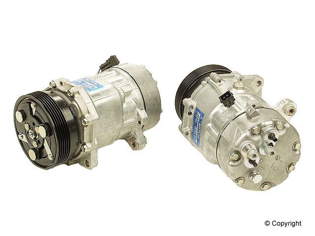 Volkswagen AC Compressor > VW Golf A/C Compressor