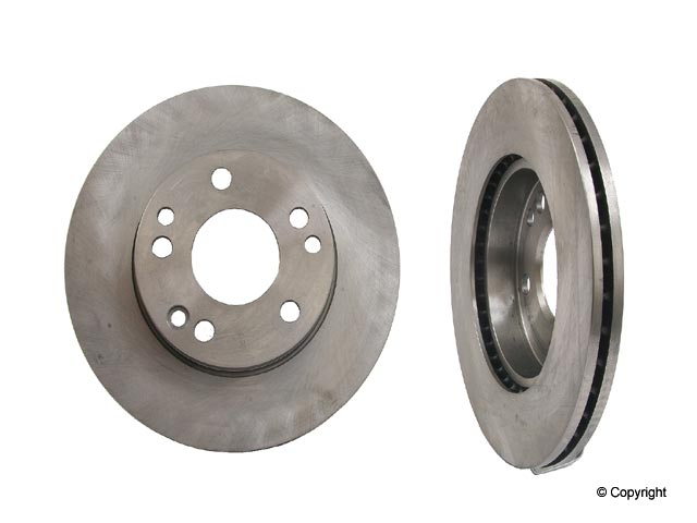Mercedes 190E Rotors > Mercedes 190E Disc Brake Rotor