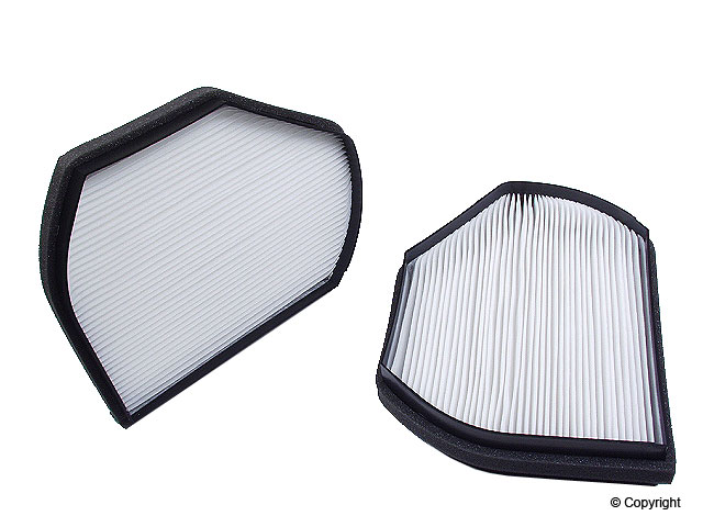 Mercedes SLK32 Cabin Filter > Mercedes SLK32 AMG Cabin Air Filter