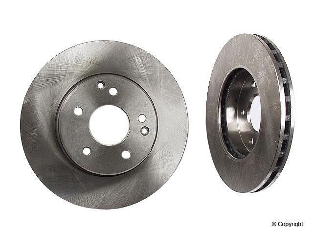 Mercedes C240 Rotors > Mercedes C240 Disc Brake Rotor