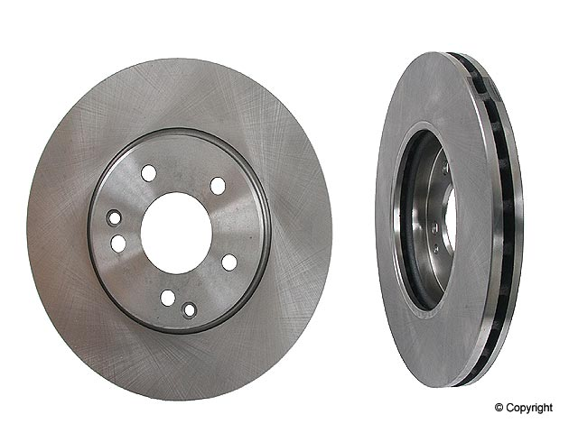 Mercedes C32 Rotors > Mercedes C320 Disc Brake Rotor