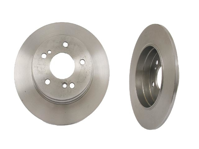 Mercedes Brake Rotors > Mercedes SLK320 Disc Brake Rotor