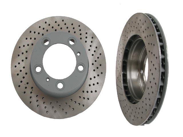 Porsche Brake Rotor > Porsche Boxster Disc Brake Rotor