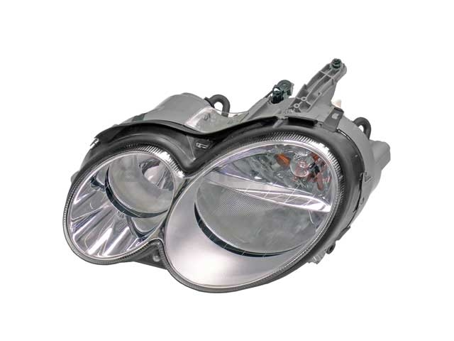 Mercedes C55 Head Light > Mercedes C55 AMG Headlight Assembly