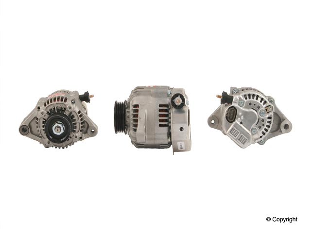 Toyota Tercel Alternator > Toyota Tercel Alternator