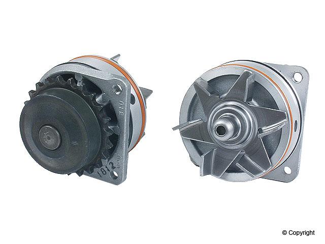 Infiniti QX4 > Infiniti QX4 Engine Water Pump