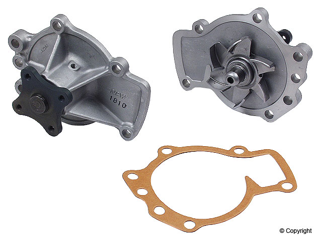Nissan NX Water Pump > Nissan NX Engine Water Pump