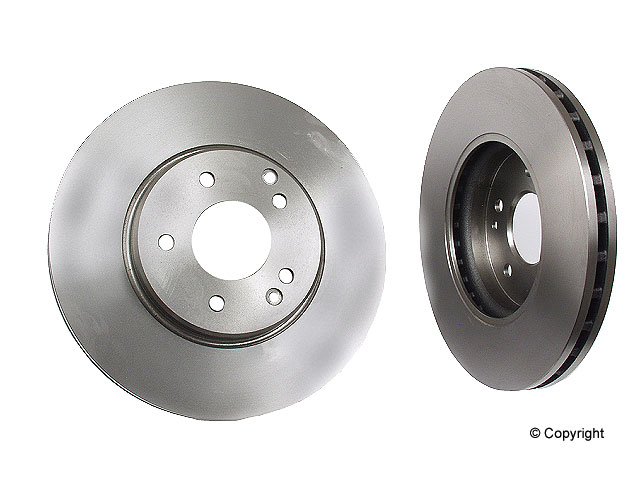 Mercedes E430 Rotors > Mercedes E430 Disc Brake Rotor