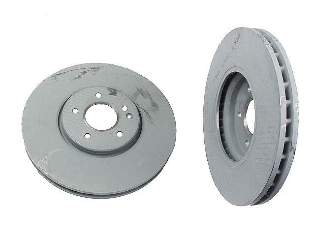 Mercedes E430 Brake Disc > Mercedes E430 Disc Brake Rotor