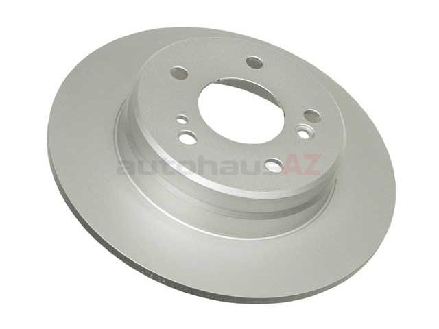 Mercedes C230 Rotors > Mercedes C230 Disc Brake Rotor