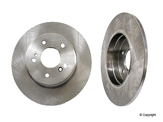 Mercedes CLK430 Brake Disc > Mercedes CLK430 Disc Brake Rotor