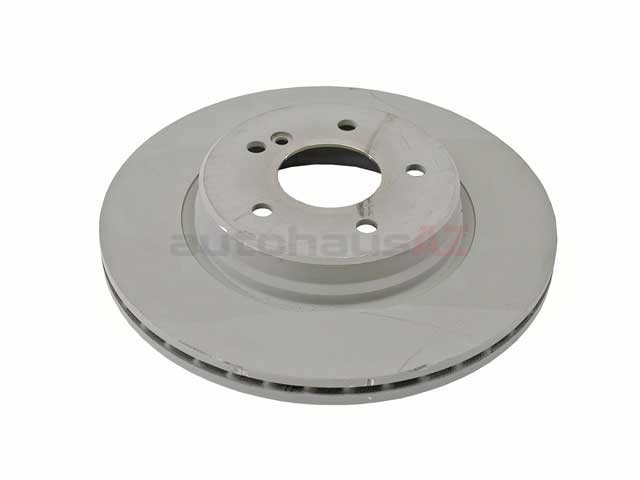 Mercedes CLK500 Rotors > Mercedes CLK500 Disc Brake Rotor