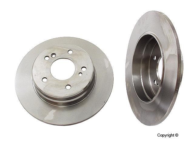 Mercedes C240 > Mercedes C240 Disc Brake Rotor