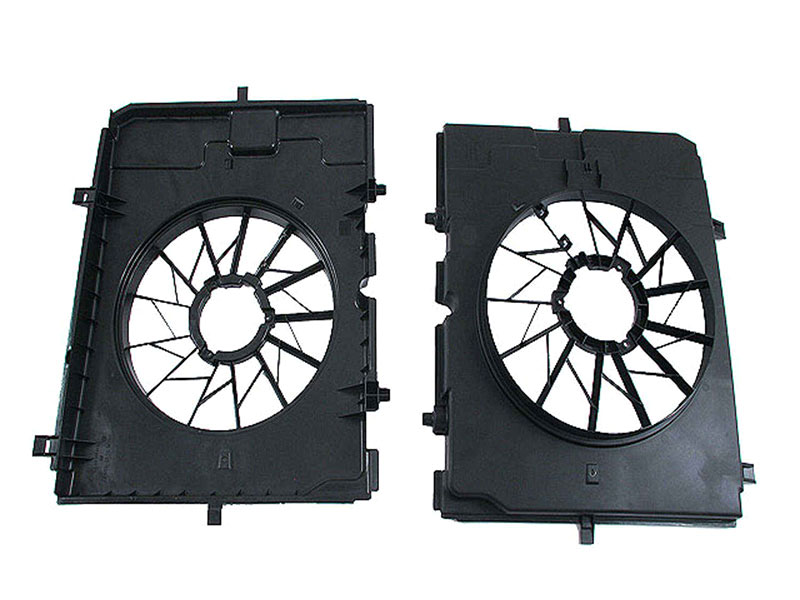 Mercedes Fan Shroud > Mercedes E320 Engine Cooling Fan Shroud