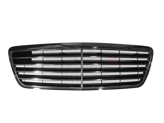 Mercedes E430 Grille Assembly > Mercedes E430 Grille