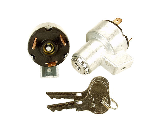 VW Ignition Switch > VW TranSporter Ignition Starter Switch