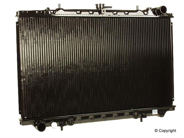 Nissan 300ZX Radiator > Nissan 300ZX Radiator