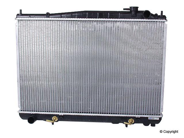 Infiniti Q45 Radiator > Infiniti Q45 Radiator