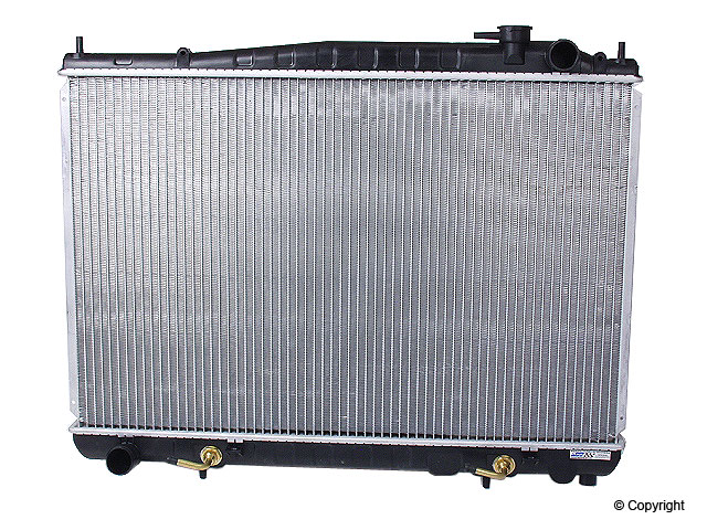 Infiniti Radiator > Infiniti Q45 Radiator