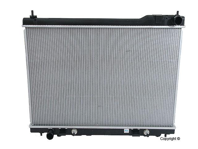 Infiniti Radiator > Infiniti FX45 Radiator
