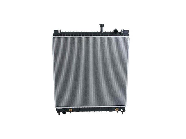Infiniti Radiator > Infiniti QX56 Radiator