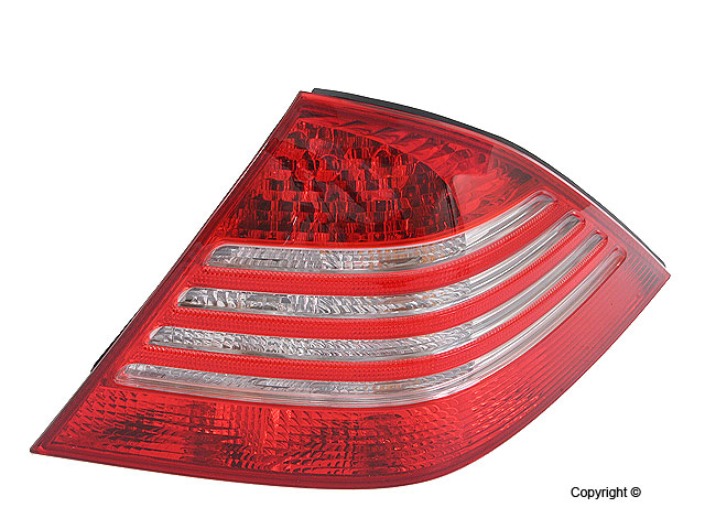 Mercedes CL600 Tail Light > Mercedes CL600 Tail Light