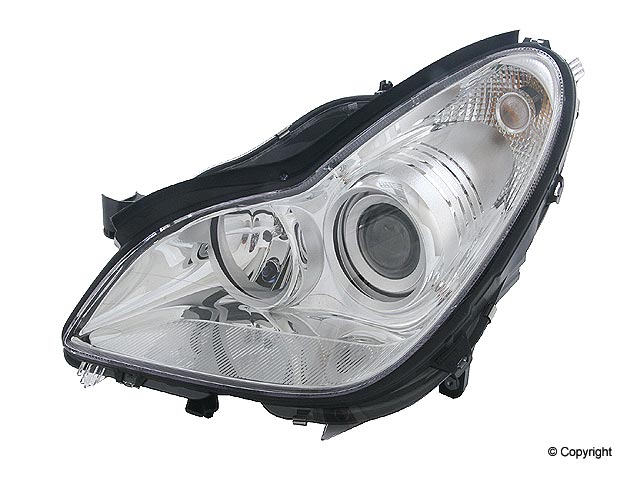 Mercedes Headlight Assembly > Mercedes CLS55 AMG Headlight Assembly