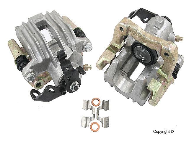 Audi Brake Caliper > Audi TT Disc Brake Caliper