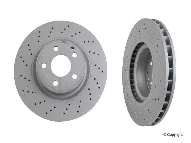 Mercedes S500 Brakes > Mercedes S500 Disc Brake Rotor