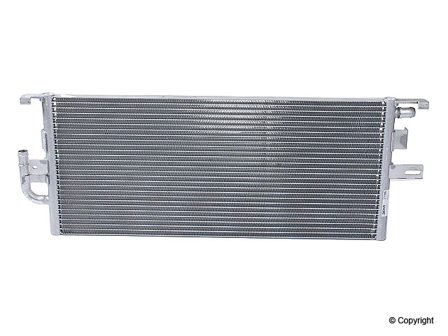Mercedes CL600 Radiator > Mercedes CL600 Radiator