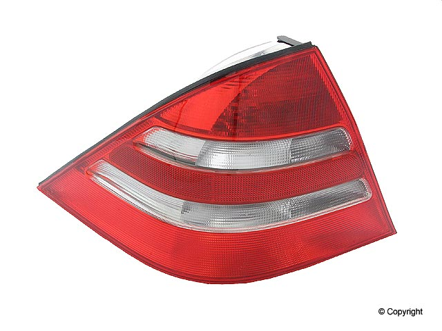 Mercedes S55 Tail Light Lens > Mercedes S55 AMG Tail Light Lens