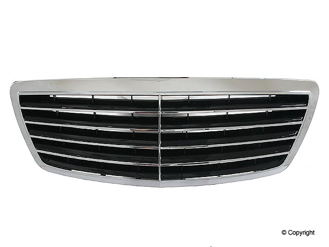 Mercedes S500 Grille Assembly > Mercedes S500 Grille