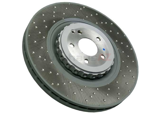 Mercedes Rotors > Mercedes CL63 AMG Disc Brake Rotor