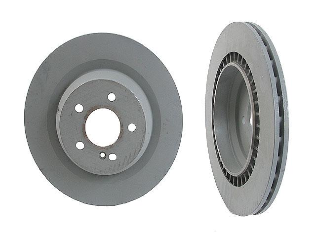 Mercedes CL55 Brakes > Mercedes CL550 Disc Brake Rotor