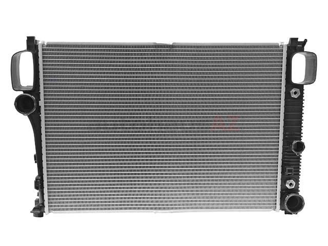 Mercedes CL55 Radiator > Mercedes CL550 Radiator