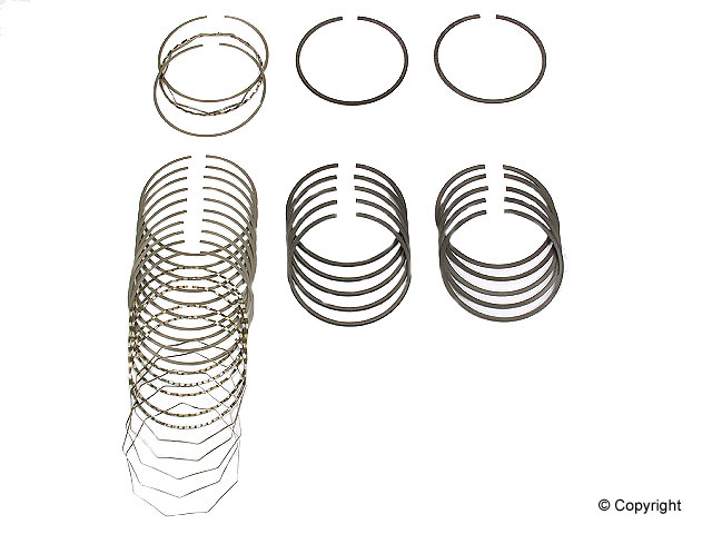 BMW Piston Ring Set > BMW 528e Engine Piston Ring Set