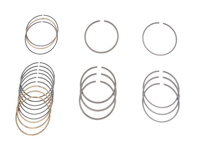 Hyundai Piston Ring Set > Hyundai Tiburon Engine Piston Ring Set