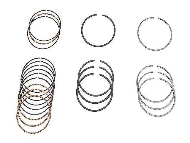 Hyundai Piston Ring Set > Hyundai Accent Engine Piston Ring Set
