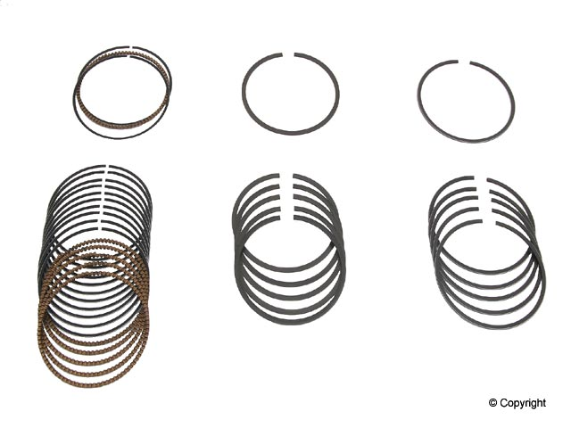 Hyundai Piston Ring Set > Hyundai Sonata Engine Piston Ring Set