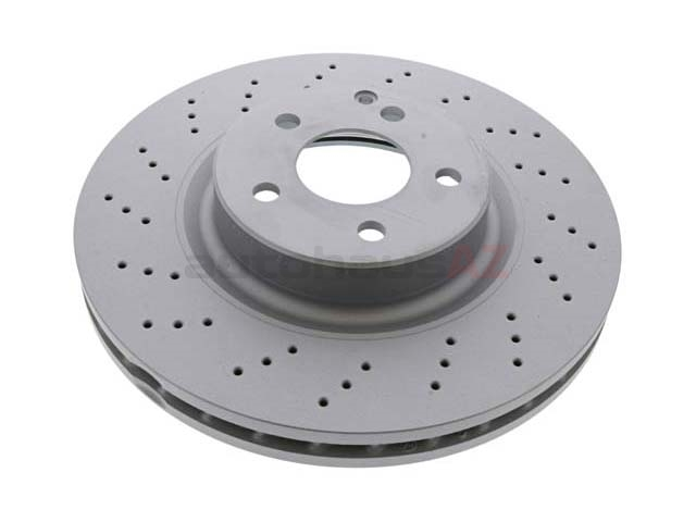 Mercedes E500 Rotors > Mercedes E500 Disc Brake Rotor