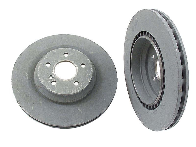 Mercedes SL600 Rotors > Mercedes SL600 Disc Brake Rotor